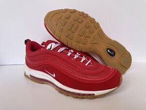 Caprichoso Día Molesto  Las mejores ofertas en Nike Air Max 97 Rojo Zapatos Deportivos para Hombres  | eBay