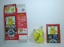2005 Pokemon MISB Finger Puppet Pikachu Figure Gotta Catch em Nintendo Bandai