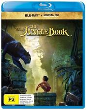 The Jungle Book (Blu-ray, 2016)