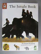 The Jungle Book, Rudyard Kipling, Christian Broutin Illustrations