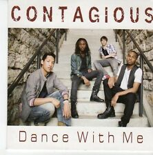 (EB159) Contagious, Dance With Me - 2012 CD