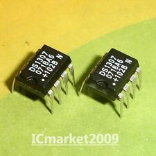 20 PCS DS1307 DIP DS1307N DS1307 1307 64 X 8 Serial Real Time Clock