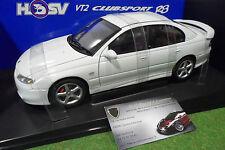 HOLDEN  HSV VT2 Clubsport R8 blanc white 1/18 de AUTOart 73304 voiture miniature
