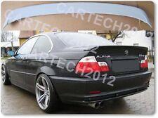 BMW 3 Series E46 Coupe Alpina Rear Boot Spoiler, tuning