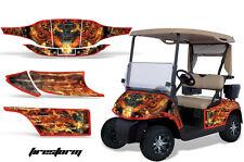AMR EZ-Go TXT Graphic Kit Golf Cart Decal Sticker 2 Seat EZGO Wrap 94-13 FSTORM