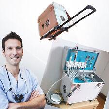 Dental Portable Delivery Unit Rolling Boxair Compressorscalercuring Light Ac