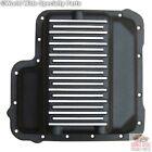 Ford C6 Deep Transmission Pan 2.5 Quarts Extra Capacity Black Powder Coat
