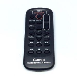 XF300 Canon Original Wireless Remote Control OEM NEW