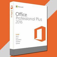 Microsoft Office Professional Plus 2016 Lizenzschlüssel / MS Office 2016 Pro Key