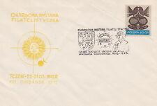 Poland postmark TCZEW - philatelic exhibition COPERNICUS (analogous)