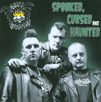 Grave Stompers : Spooked, Cursed and Haunted CD (2017) ***NEW*** Amazing Value