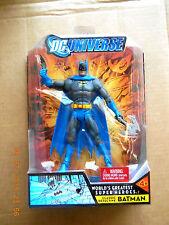 MATTEL DCUC DC UNIVERSE CLASSIC DETECTIVE BATMAN ACTION FIGURE! NEW!