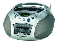 Roberts CD9959 Swallow Lwmwfm Radio CD Player - GreySilver