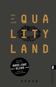 QualityLand (dunkle Edition) ► Marc-Uwe Kling (2019, Taschenbuch)