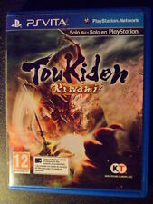 Toukiden Kiwami PS Vita Aventura Lucha Manga PAL España in english in japanese