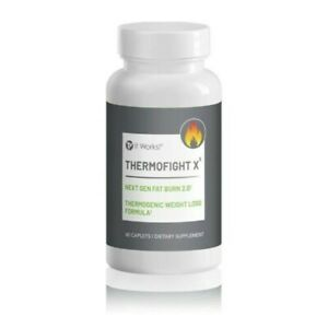It Works! Thermofight X x Next Gen Fat Burn 2.0 Thermogenic Weight Loss Formula