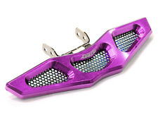 T5016PURPLE Integy Billet Machined Alloy Front Bumper for HPI Savage XS Flux