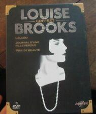 louise brooks coffret 3 dvd loulou prix de beauté journal d une fille perdue
