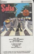 Salsa Inglesa El Combo 5 Cassette New Sealed