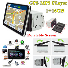 Android8.1 10.1In 2Din Car Stereo Player BT Radio GPS Wifi 3G 4G DAB Mirror Link