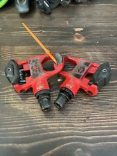 Look Keo Pedals - 267 grams - Red - Used