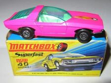 Matchbox Superfast Vauxhall Diecast Cars, Trucks & Vans