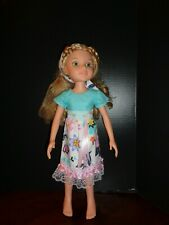 "PRETTY SPRING DRESS OUTFIT FOR 18"" BFC INK DOLLS"