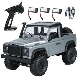 Anti-fall MN99SA 1/12 4WD RC Car Defender Remote Control Car Off-Road Truck