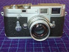 Leica M3 Single Stroke with 5cm Summicron f2 Lens