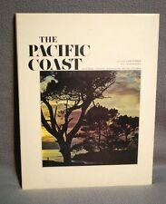 """The Pacific Coast"" Ray Atkeson (SIGNED), Calvin Kentfield 1971 HC w/ DJ.1st/1st"