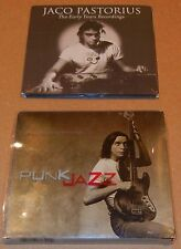 Punk Jazz: The Jaco Pastorius Anthology & Early Recordings CD x 2 (3 Discs)
