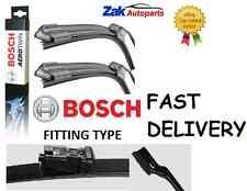 VW Polo 6R |2009-| Bosch Aerotwin Front Wiper Blades FLAT BLADES SET