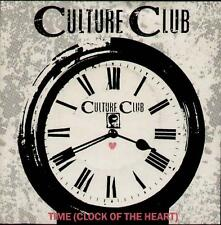 "CULTURE CLUB Time  7"" Ps"