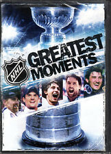 NHL Greatest Moments (DVD, 2006) - NEW/SEALED