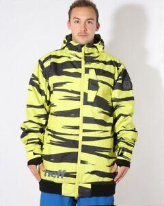 Neff Destroyer Snowboardjacket-zebra-S