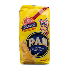 1kg P.A.N. PAN Maismehl - blanco Harina Mehl  Mais weiß weiss Flour 1000g bianco