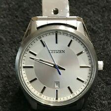 CITIZEN MEN'S BI1030-53A All Silver Watch