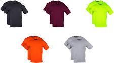 Gildan Men's DryBlend Workwear T-Shirts with Pocket (2 Pack)