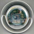 Souv Hand Painted Dish: The Hermitage, Home Of Gen Andrew Jackson, Nashville, TN