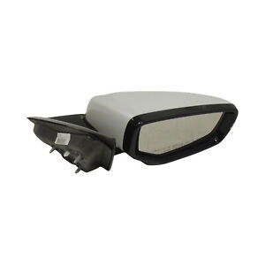 84348236 Outside Rearview Mirror Right White G1W 2015-19 Cadillac ATS Coupe