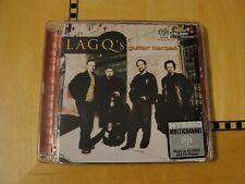 Los Angeles Guitar Quartet LAGQ - Guitar Heroes - Super Audio CD SACD Telarc