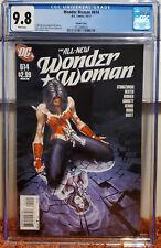 Wonder Woman #614 (2011, DC) CGC 9.8 NM/MT Vol 3 1:10 Alex Garner Variant