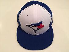 Toronto Blue Jays MLB Baseball Hat Cap New Era 40th Season Patch 59fifty 7 3/8