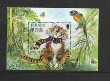 Jersey - Year of the Tiger - MS - MNH - 1998