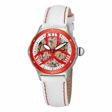 Stuhrling 5AT2 1215P56 Women's Classic Alpine Girl Automatic Skeleton Watch