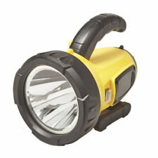 Diall 10W Rechargeable LED Spotlight Torch 620lmn Integrated Li-ion TL1257