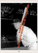 MICKEY MANTLE  Rare 5 x 7 ko-dak photo GREAT IMAGE