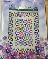 Quilt in a Day Ser.: Double Pinwheel Quilt : An Easy Strip Method by Eleanor...