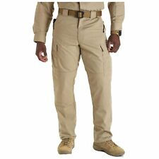 5.11 Tactical Mens Pants Beige Size XL Ripstop Duty Work Straight Cargo $70 063