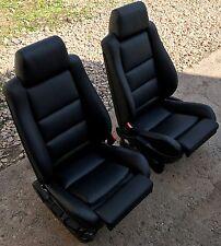 BMW E34 M5 Sportsitze Recaro Seats REUPHOLSTERED E28 M535i Recaro Sport Seat E32